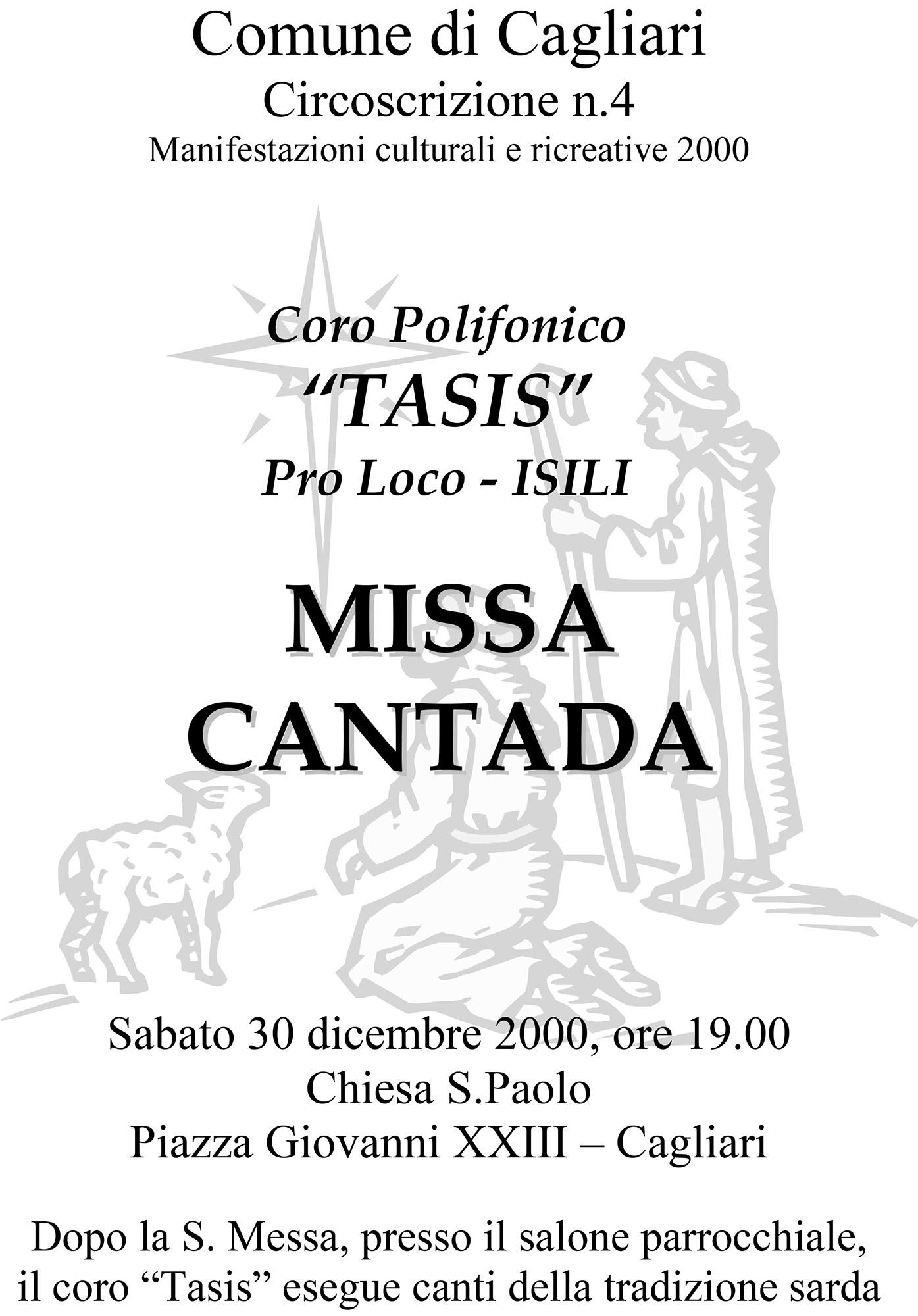 Comune di Cagliari 2000