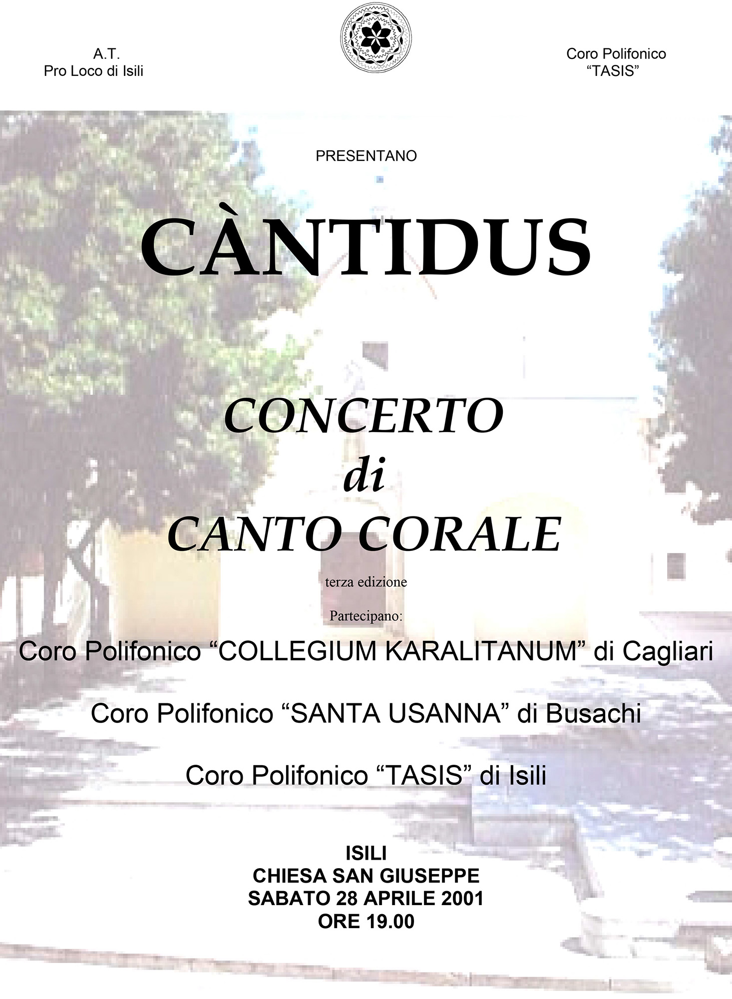 Cantidus 2001