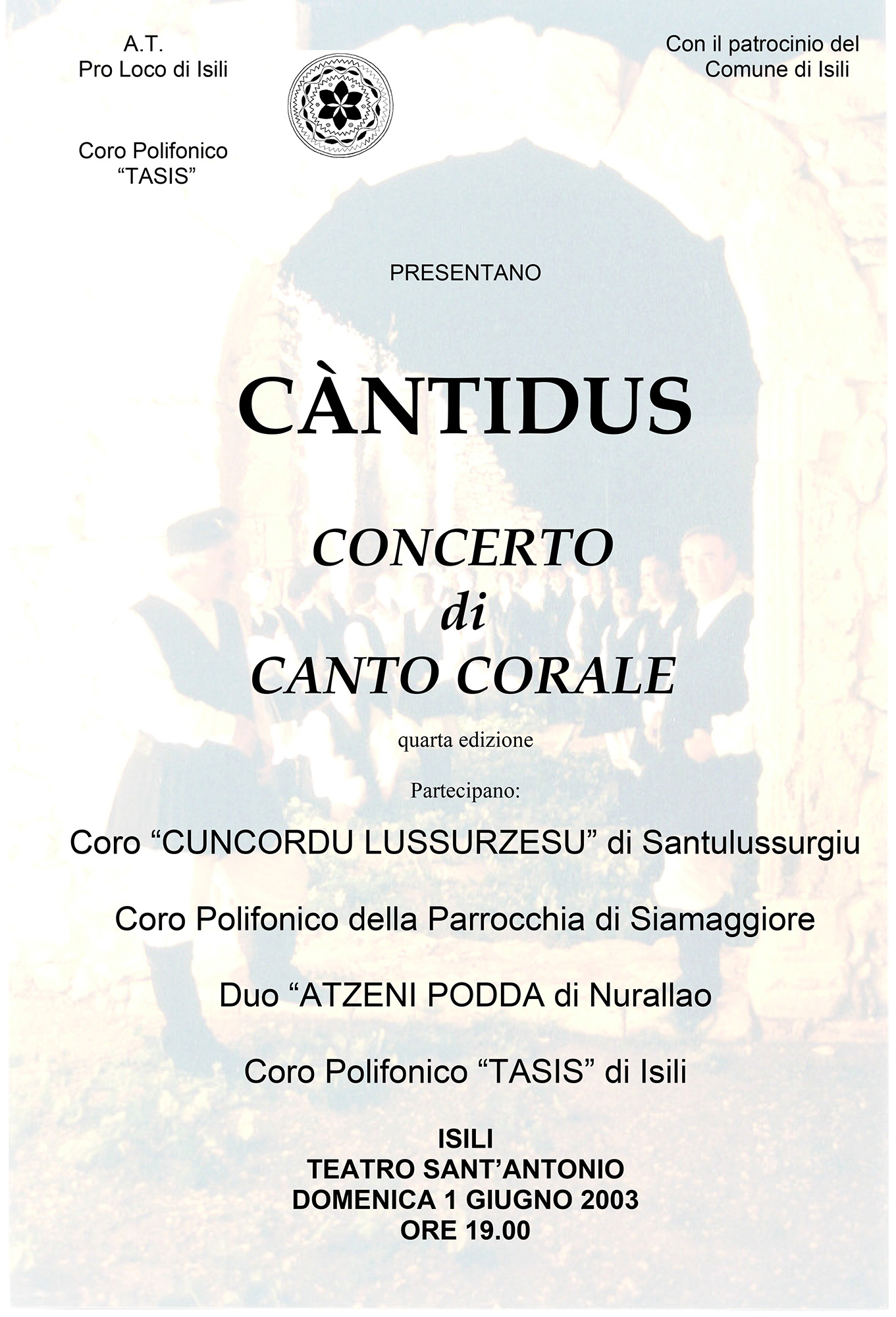 Cantidus 2003