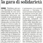 Unione Sarda Nuragus, 29 Novembre 1997